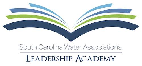 South Carolina Water Association's Leadership Academy for the Water Sector logo