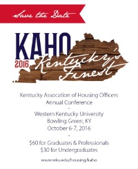 KAHO Annual Conference