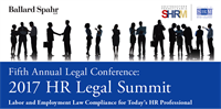2017 HR Legal Summit