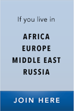 Join here if you live in Africa, Europe, Middle East or Russia.