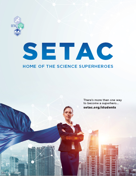 SETAC Home of the Science Superheroes