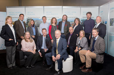 2017 SETAC North America Board of Directors