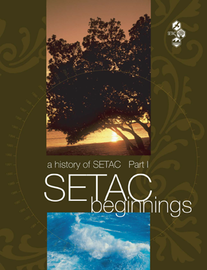 A History of SETAC - Part I cover