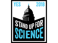 YES 2018–Stand up for Science