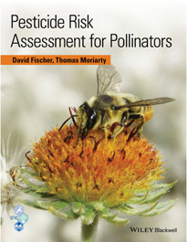 Pollinators book cover