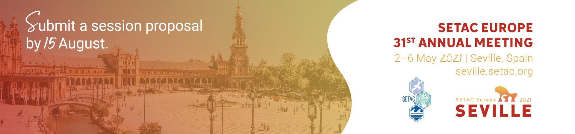 SETAC Seville call for sessions