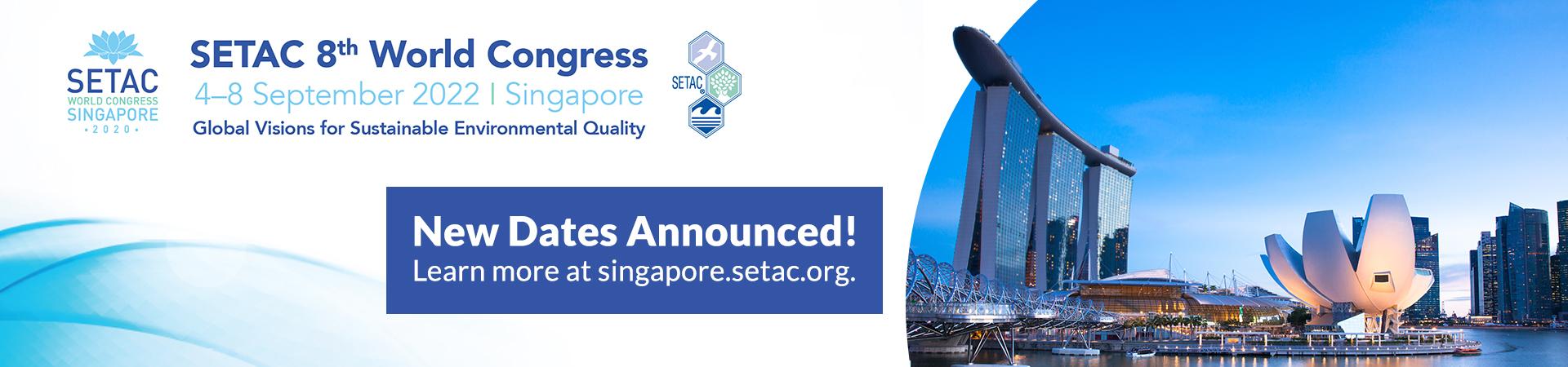 SETAC 8th World Congress