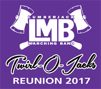 Lumberjack Marching Band & Twirl-O-Jacks Reunion
