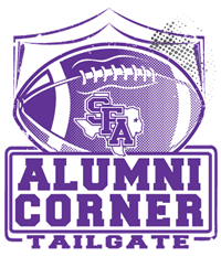 SFA Lumberjack Football vs. McNeese - Alumni Corner Tailgate and Game