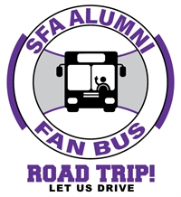 SFA Alumni Fan Bus - SFA Basketball vs. Baylor