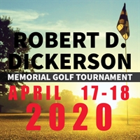 26th Annual Robert D. Dickerson Memorial Golf Tournament