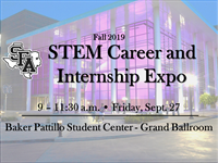 STEM Career and Internship Expo