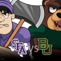 SFA Lumberjack Football @ Baylor Tailgate and Game