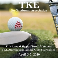 2020 TKE Alumni Weekend and Golf Tournament - Postponed Indefinitely