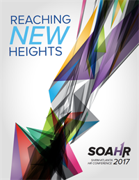 SOAHR 2017, SHRM-Atlanta 27th Annual HR Conference Sponsorships