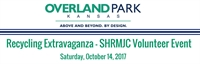 Recycling Extravaganza - SHRMJC Volunteer Event