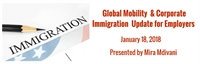 Global Mobility & Corporate Immigration Update for Employers
