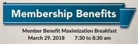Member Benefit Maximization Breakfast