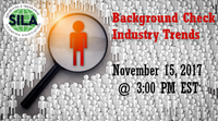 Background Check Industry Trends - 2017 Update Webinar