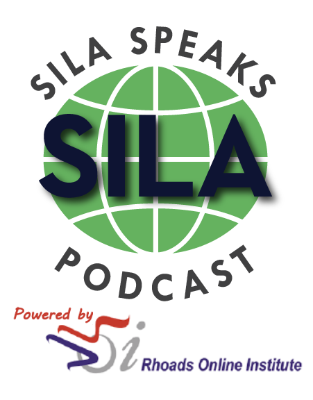 SILA Speaks logo