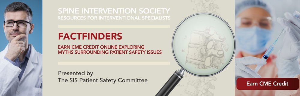 The SIS Store - Spine Intervention Society