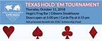 STAC Fund Texas Hold 'Em Tournament