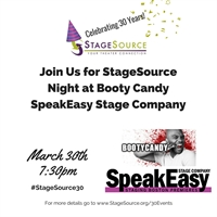StageSource Night at SpeakEasy Stage