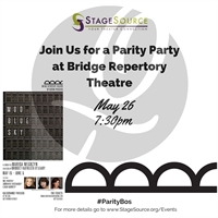 Parity Party at Bridge Repertory Theatre's MUD BLUE SKY