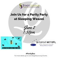 Parity Party at Sleeping Weazel's THE BIRDS AND THE BEES