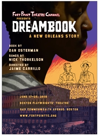 StageSource Night at Dreambook - Fort Point Theatre Channel
