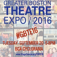 Greater Boston Theatre Expo - ORG. REGISTRATION
