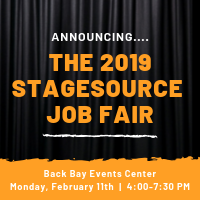 StageSource Job Fair 2019 - RSVP for Individuals