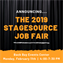 StageSource Job Fair: Table Reservation for Orgs