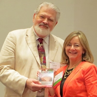 Beth Branning Receives Award
