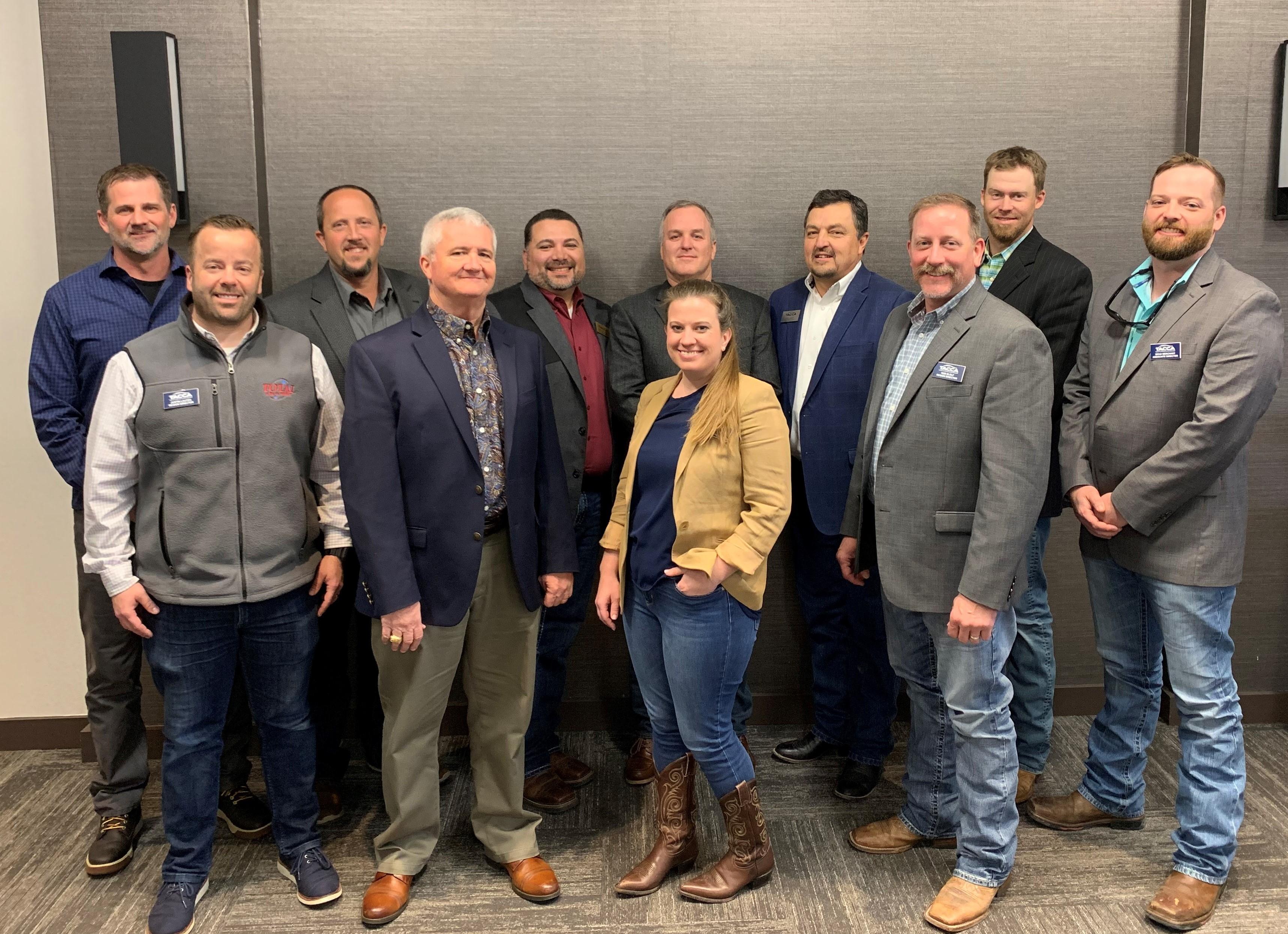 2020 TACCA Board of Directors
