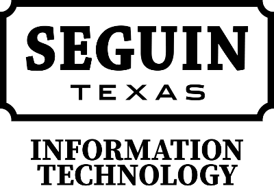 Seguin Texas - Information Technology - logo