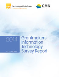 2014 Grantmakers Information Technology Report