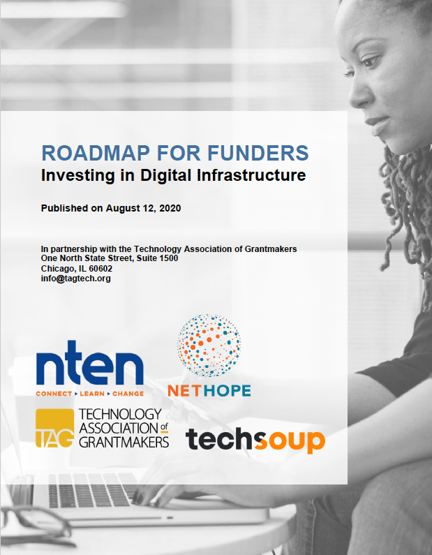 Funder Roadmap: Investing in Digital Infrastructure