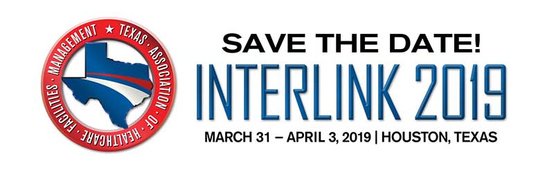 Interlink 2019 Save the Date graphic