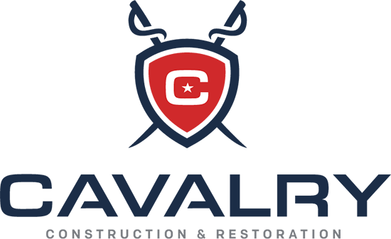 Cavalry Construction & Restoration logo