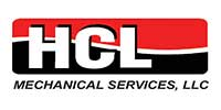 HCL Mechanical Services Logo
