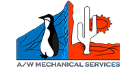 A/W Mechanical Services, L.P. Logo