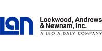 Lockwood, Andrews & Newnam, Inc. Logo