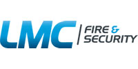 LMC Fire and Security logo