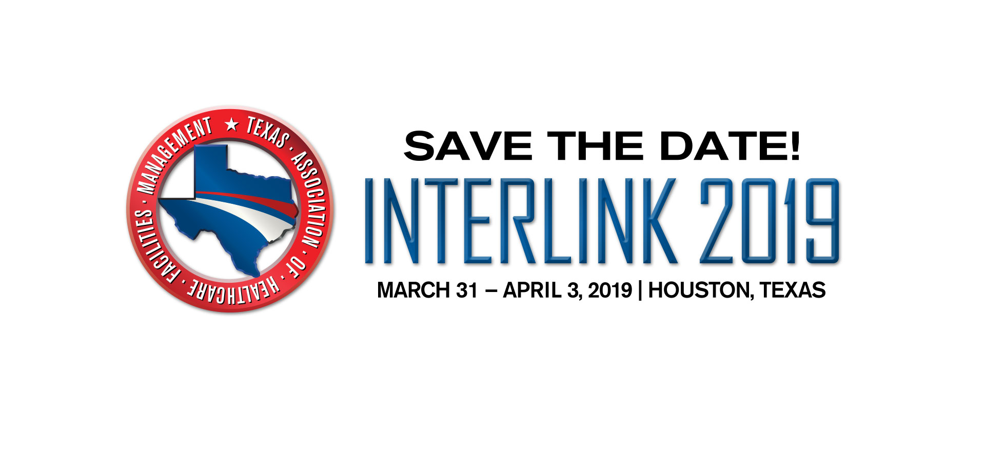 TAHFM Interlink 2019 Save the Date
