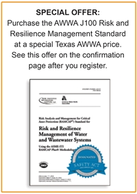 AWIA Risk and Resilience Assessment: Tools for Completing Utility Assessments Webcast