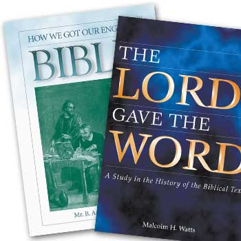 Picture of Bible History Articles
