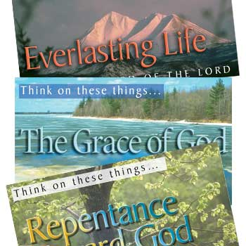 Picture of Scripture Leaflet Tracts