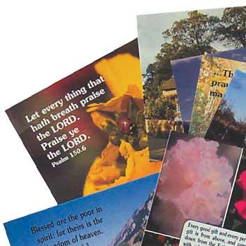 Picture of Scripture Postcards