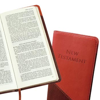 Picture of Slimline Pocket New Testaments